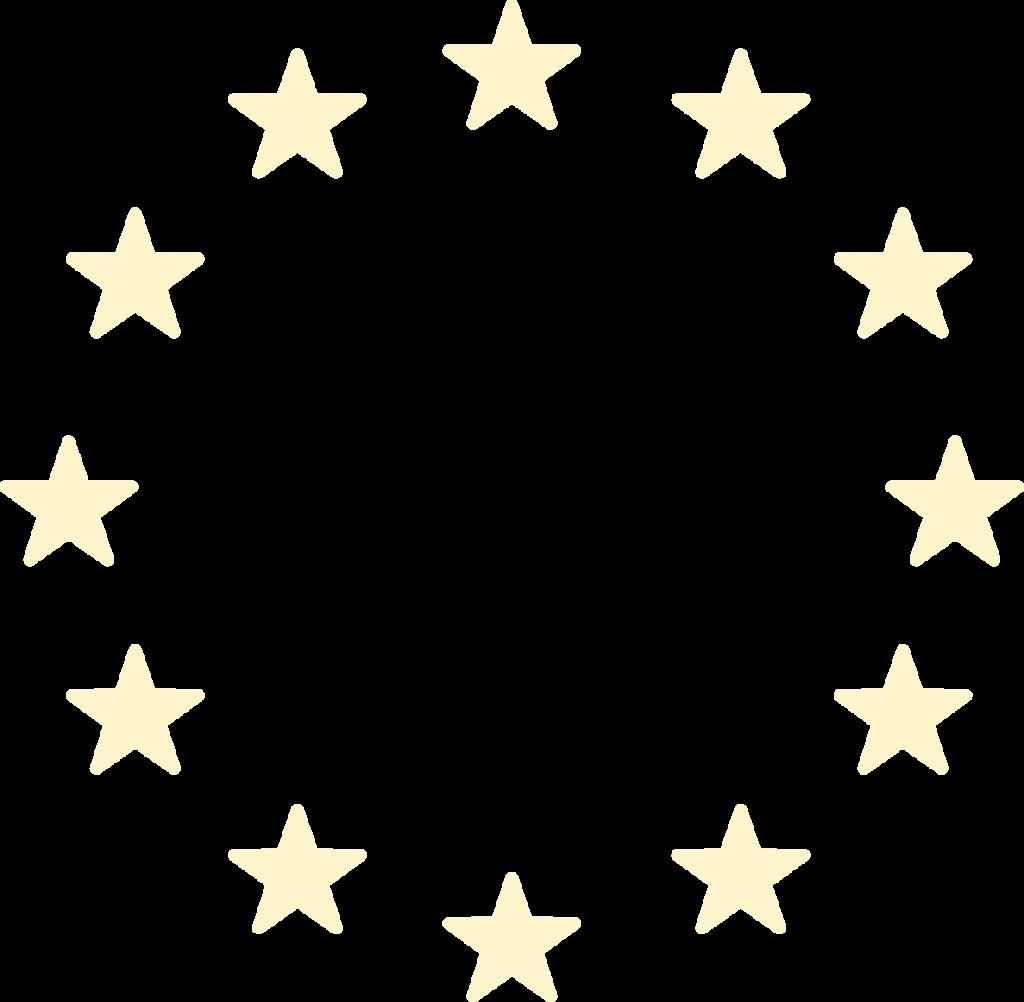 unia europejska gwiazdki
